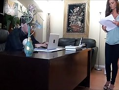 Coco seduced in office and screwed