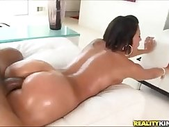 Busty Prostate Exercises Ass Compilation