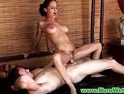Atinga head hands massage schoolboys gape style xxx video