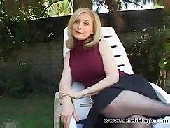 Blonde euros matures taste cock intensively