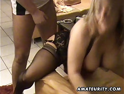 Big tits amateur wife fucked hard xxx blonde real sex