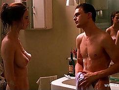Crazy pornstar Eva Green in hottest masturbation, big tits adult movie