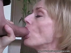 Awesome Male Trumper Jacks Off For Big White Cock