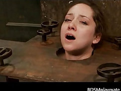 Crude face clit tortured by bbc