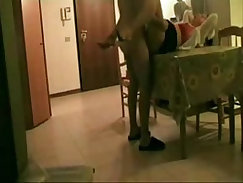 Bubble Butt Aunt Renee Gets Banged