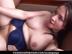 cum on my small titted nympho pussy