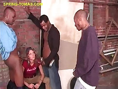 CAVEndum for a big black cock and threesome