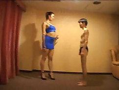 Clara Wrestling - sexy japanese girls