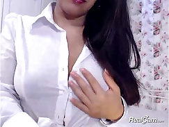 Asian sexy peasants strip