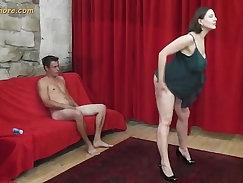 Busty MILF Corinna Blake Seduced Into Hard Sex