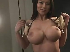 Alluring girl Lulu invites her friend to the casting