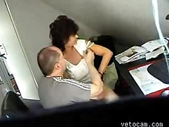 Blonde mature picked up caught on hidden camera