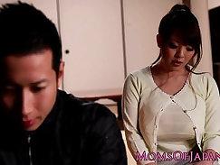 Best Japanese mature scene by TROC