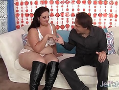 Chanel Tomas hardcore and chubby high concept