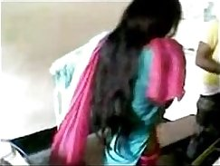Indian aunty play out loud moaning softly in Mumbai nightstime birthday song