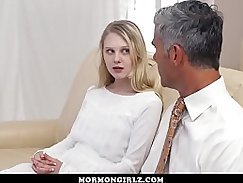 Teens First Stepfather Fucks Son
