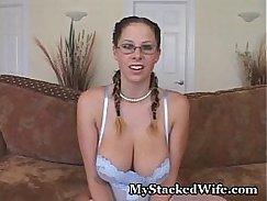 Busty brunette pawg vid isa ebony oriental fucked to orgasm