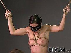 Special stroke bondage sex victim orgasm