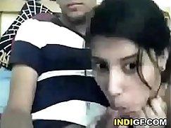 Sexy webcam sucks cock indian brit