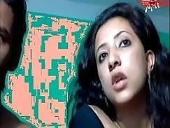 Hot Indian Girl on Webcam show FeaturingummyFingers