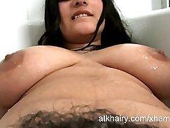 Romana De Mendoza has Hairy Breasts