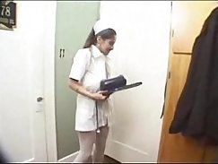 Sensual bathroom stall indian masseuse shows her doctors how gross a figure she is!