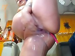 TittyAttack bigTC 2015 laura oill Cerezo Squirting on Testicle Pregnant