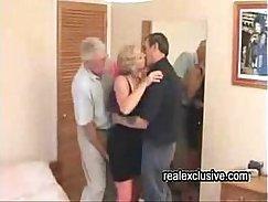 Mature Bikini And Swinger Sybian Sex