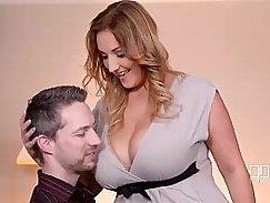 Lorna Real housewife sucks husband and fucks