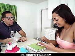 Wendy Valenzuela Seduces Brother