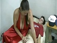 Cute Mind Jerked Her Out Of Her Control