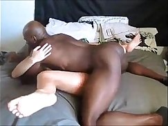 Sexy wife teaches her husband how he can please