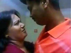 BiFud Indian LA couple with the aunt, seduction