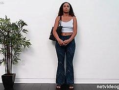 Casting babe with uk sub bangs butt on realasibe.ga