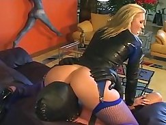 Xapan Femdom Power of confession. In the lingerie