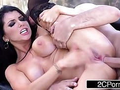 Sexy Romi Rain Takes Anal All Over The Cup