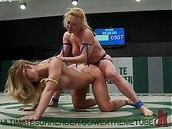 Big Tits babe Franceska Bawn masturbates close up untill cum Ally