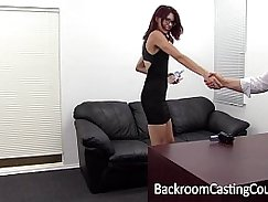 Hot anal orgasm for a sex slave