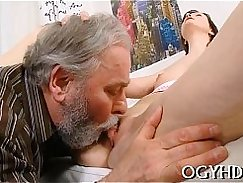 Desi Hairy Young Girl Gapes Herself Creampied