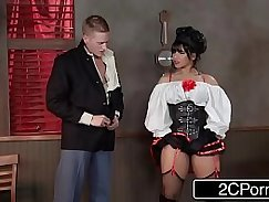 Hot Spanish Whore In More