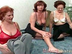 granny sucks and fucks hard a big cock for oral pleasure