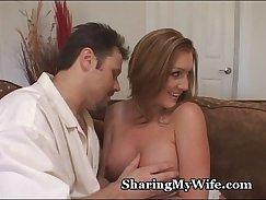 Beautiful redhead wife