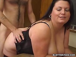 Chubby saucy schoolgirl shows off her glans