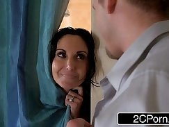 Big Titty Cheating Milf MISSIONARY In Shower