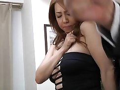 Chubby Japanese Wife Gives The Best Blowjob