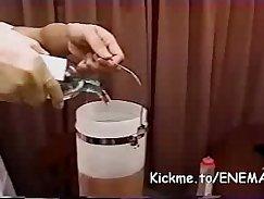 Cock Loving Japanese Girl Punishes Herself